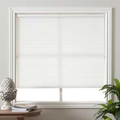 Honeycomb Cell Light-filtering Pure White Cellular Shades - Overstock