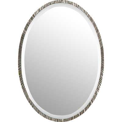 Annadel Oval Wall Mirror - Wayfair