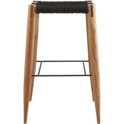 wrap bar stools - CB2