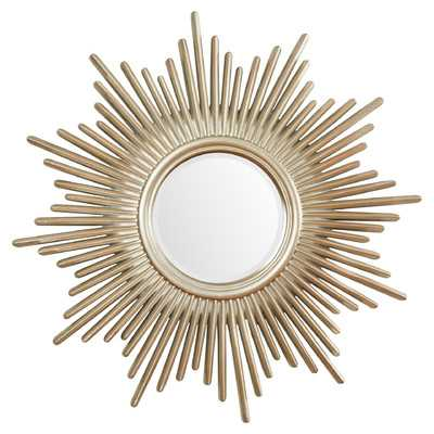 Newton Wall Mirror - Wayfair