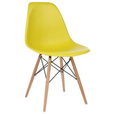 Slope Shell Side Chair - AllModern