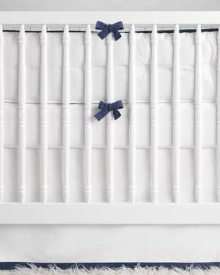 Nursery Basics Crib Bumper - Serena and Lily