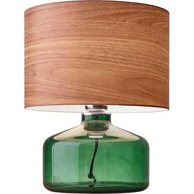 """Jade 14.5"""" H Table Lamp with Drum Shade - AllModern"""