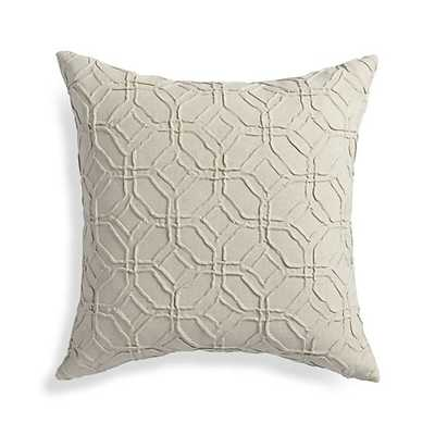 Theo Pillow - Crate and Barrel