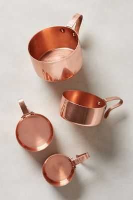 Russet Measuring Cups - Anthropologie