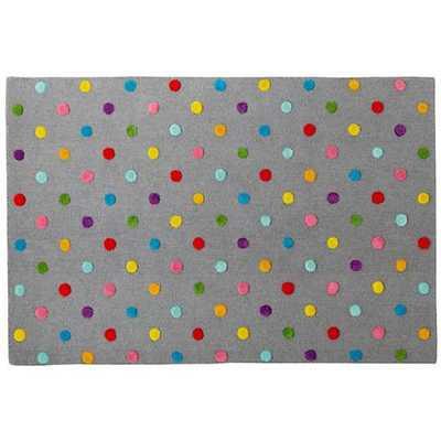 Candy Dot Rug - Land of Nod