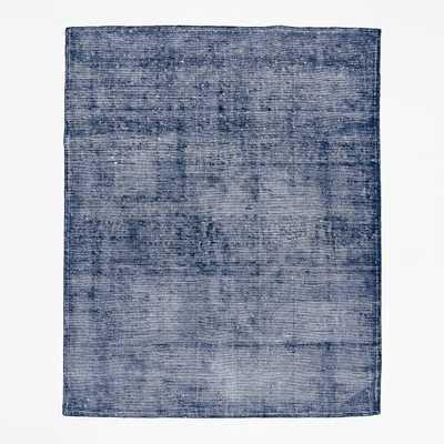 Blurred Lines Wool Rug - West Elm