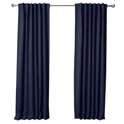 Thermal Insulated Blackout Curtain Panel - Wayfair