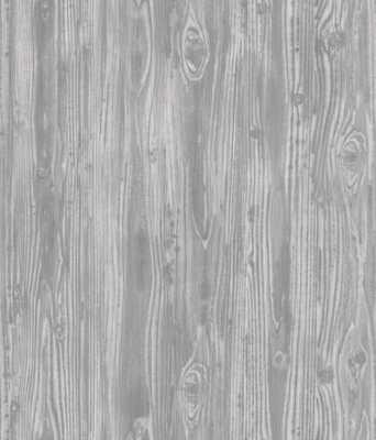 Woodgrain Pewter - Domino