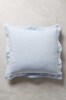 Soft-Washed Linen Shams - Euro - Anthropologie