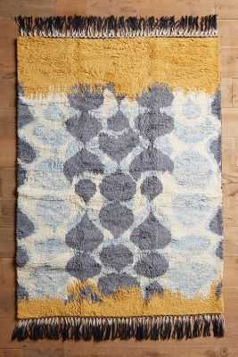 Pebbled Pond Rug - Anthropologie