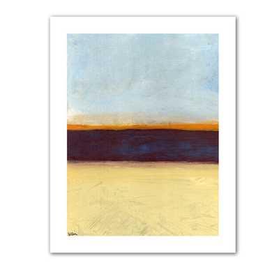 "'Big Sky Country II' by Jan Weiss Graphic Art Canvas-48""x36""-Unframed - AllModern"