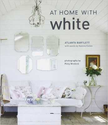 At Home With White - Amazon