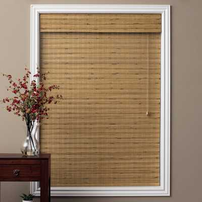 Tuscan Bamboo 54-inch Long Roman Shade - Overstock