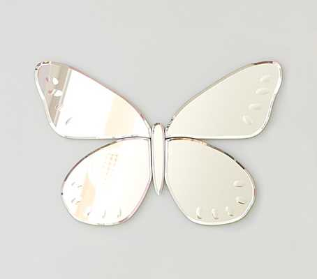 Butterfly Mirrors- Large Soaring - Pottery Barn Kids