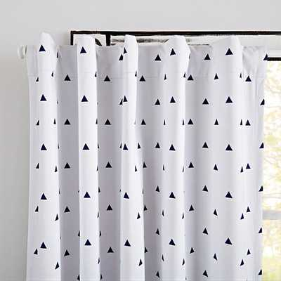 Little Prints Blackout Curtain - Land of Nod