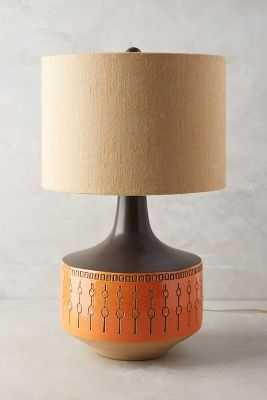Demelza Lamp Ensemble - Anthropologie