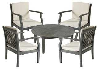 Outdoor Turo Coffee Set - One Kings Lane