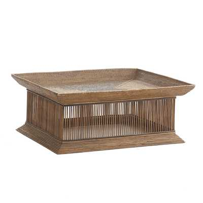 SPINDLE COFFEE TABLE - Wisteria