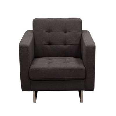 Opus Tufted Arm Chair - AllModern