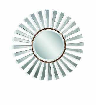 Bassett Mirror Florenza Wall Mirror - Houzz