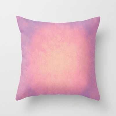 "Throw Pillow / Indoor Cover 18"" x 18"" with pillow insert - Society6"