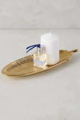 Mythical Feather Tray - Anthropologie