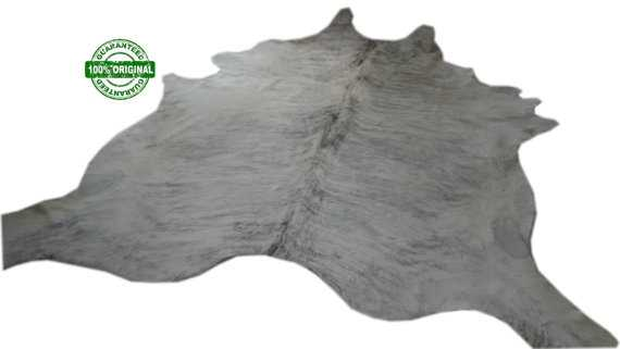 Cowhide Rug - 8.0 x 6.9 ft - Etsy