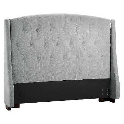 Roma Tufted Wingback Headboard- Queen - Target