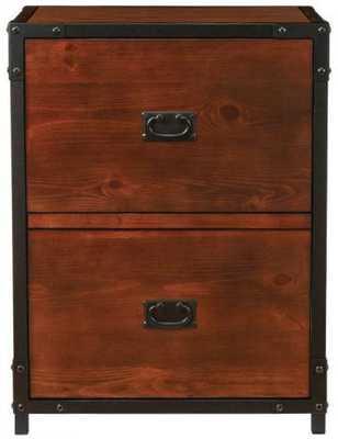 Industrial Empire Cabinet - Home Decorators