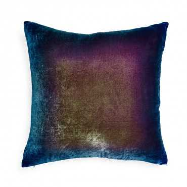 kevin o'brien ombre velvet pillow - ABC Home and Carpet