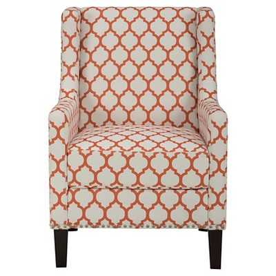 Jeanie Persimmon Accent Chair - Target