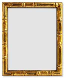 4x6 Bamboo Frame - One Kings Lane