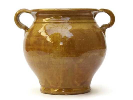 Antique French Confit Pot - Etsy