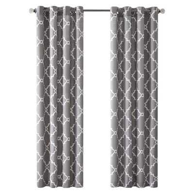 "Saratoga Single Curtain Panel - 95"" L x 50"" W - Wayfair"