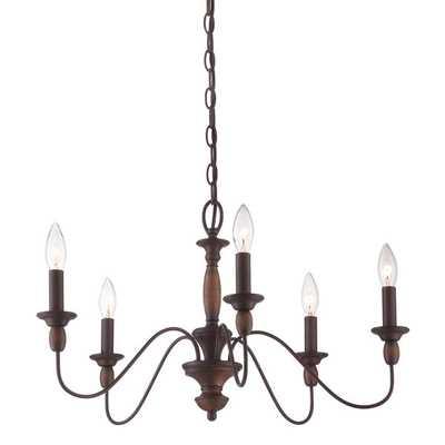 Quoizel 'Holbrook' 5-light Chandelier - Overstock