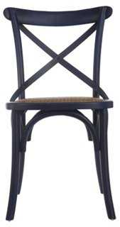 Bistro Rattan Chair - One Kings Lane