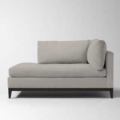 Blake Down-Filled Chaise - West Elm