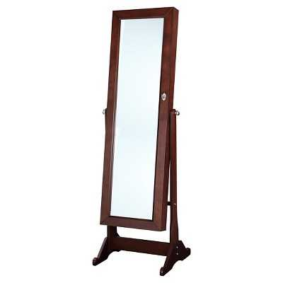 Linon Ruby Cheval Mirror - Target