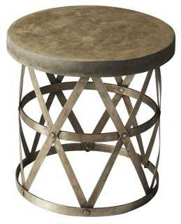 Rosen Side Table - One Kings Lane