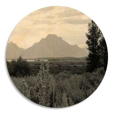 Minted for west elm - The Grand Tetons - West Elm