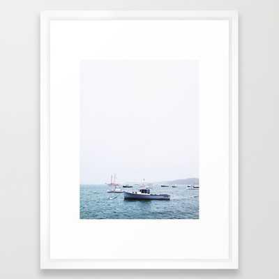 Lonely Boats - Society6