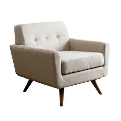 Douglas Fabric Arm Chair - Wayfair