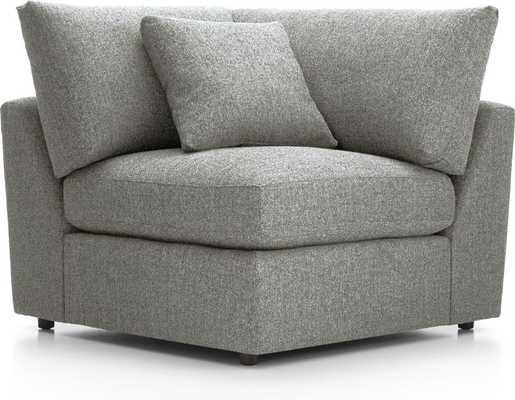 Lounge II Petite Corner Chair - Crate and Barrel