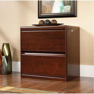 Cornerstone 2-Drawer File Cabinet - Wayfair