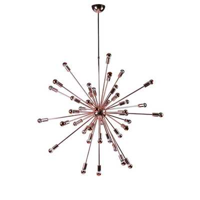 24 Light Chandelier - Wayfair