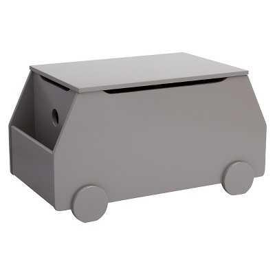 Delta Children Metro Toy Box - Target