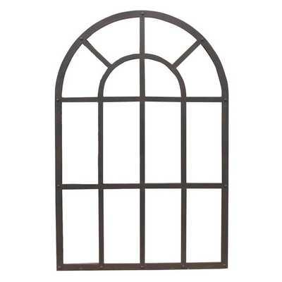 Iron Arched Mirror - AllModern