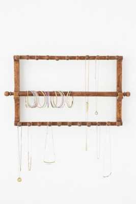 Magical Thinking Vintage-Inspired Wooden Jewelry Organizer - Urban Outfitters