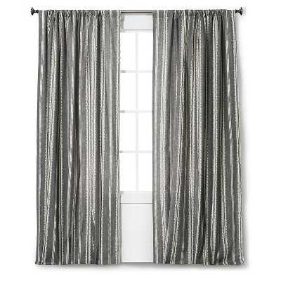 "Edison Curtain Panel - The Industrial Shopâ""¢- 84"" - Target"